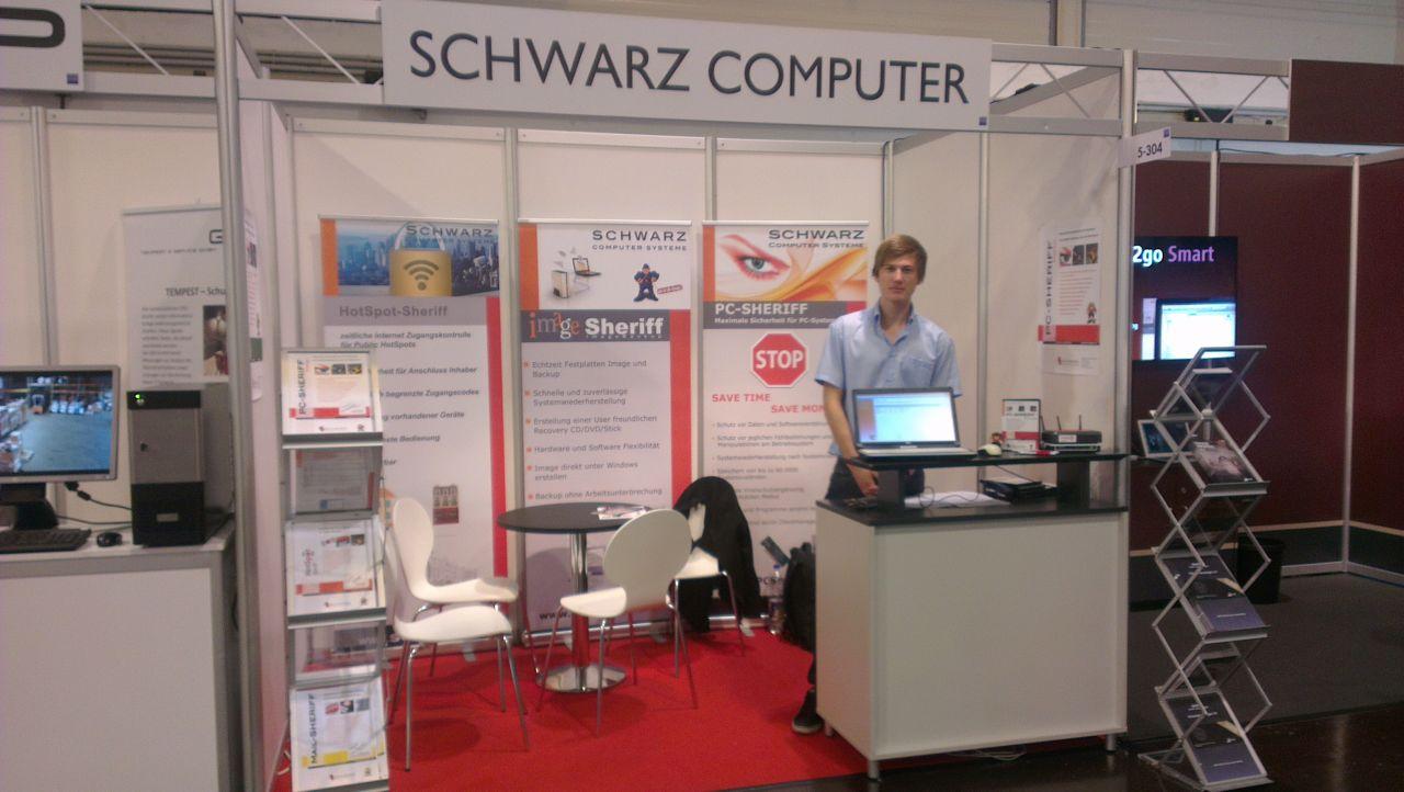 Computer Schwarz Neumarkt